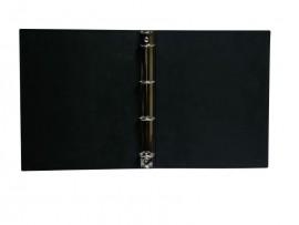 Папка А4 45мм. 4кольца (PР), ассорт.