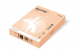 Бумага цветная Color A4 пастель 80г./м2, 500лист., SA24 salmon, лосось