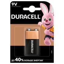 Батарейка 9V, 6LR61/MN1604/6LP3146/6LF22/PP3/ER9V/Крона/Корунд, Alkaline