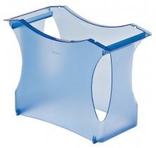 Подставка с подвесными файлами Intego, пр.-синий